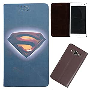 DooDa - For Micromax Bolt A35 PU Leather Designer Fashionable Fancy Flip Case Cover Pouch With Smooth Inner Velvet