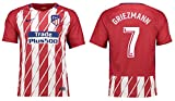 Trikot Kinder Atletico Madrid 2017-2018 Home - Griezmann 7 (152)