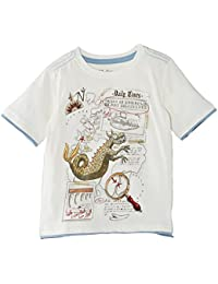 Hatley Boys Graphic Sea Monster T Shirt