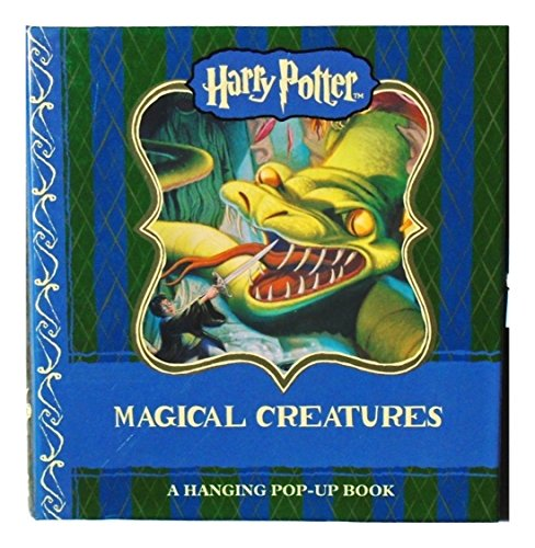Magical creatures : a hanging pop-up book