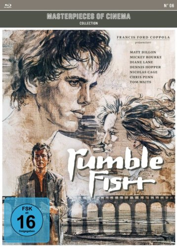 Rumble Fish - Masterpieces of Cinema Collection N° 06 [Blu-ray] -