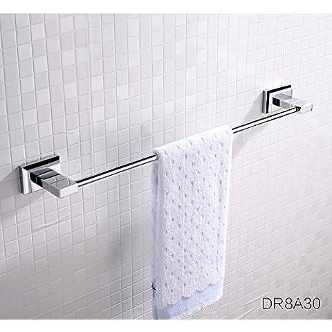 Barra de toalla del acero inoxidable/Poste/Toalla de baño/accesorios de baño/barra de toalla individual