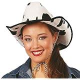 Guirma - Sombrero vaquero terciopelo vaca