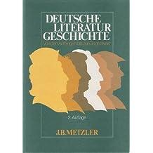 Deutsche Literaturgeschichte . Von den Anfängen bis zur Gegenwart