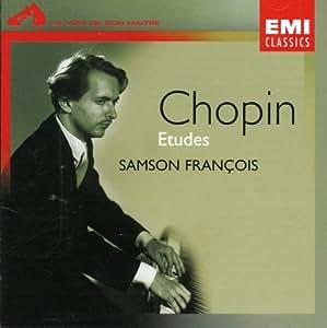 Chopin : Etudes op.10 et op.25