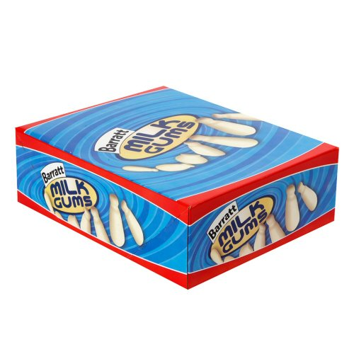 Milk Gum Bottles Bulk Buy - 2kg Box