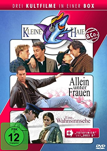 Kleine Haie & Co. [4 DVDs]