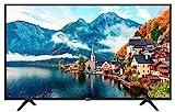 Hisense H43BE7000 - TV 43' 4K Ultra HD Smart TV, 3 HDMI, 2 USB, Salida óptica y de Auriculares, WiFi n, HDR, Dolby DTS, Procesador Quad Core, Smart TV VIDAA U 3.0 con IA, Amazon Alexa Ready.