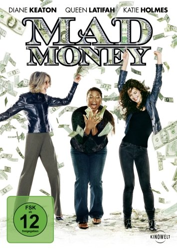 Mad Money - Queen Dvd Latifah