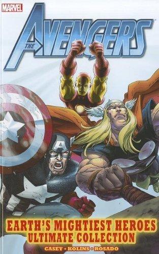 Avengers: Earth's Mightiest Heroes Ultimate Collection (Avengers Ultimate Collection)