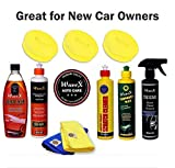 WaveX Essential Car Care Kit -10 Piece