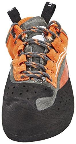 Chaussons Millet chausson lace Orange escalade org Hybrid q4w74H1