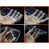 BASEUS Clear Series Ultra Slim Transparent Soft Back Case Cover for One Plus 5