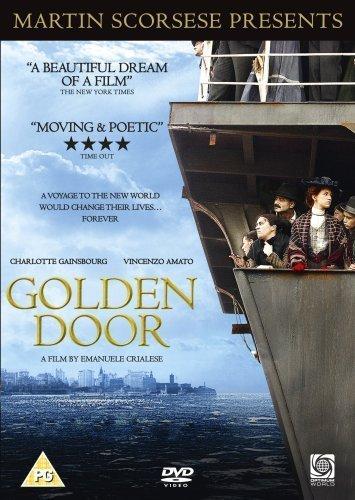 The Golden Door [DVD] by Charlotte Gainsbourg