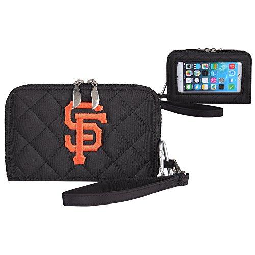 MLB Gesteppt Handy Wallet, One Size, San Francisco Giants Mlb Wallet