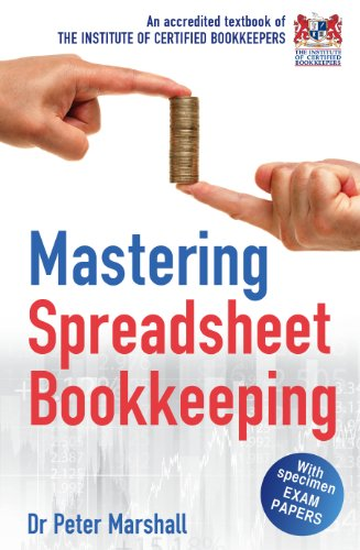 Mastering spreadsheet bookkeeping practical manual on how to keep mastering spreadsheet bookkeeping practical manual on how to keep paperless accounts by marshall fandeluxe Images