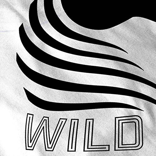 Wild Und Frei Weiß Pferd Gestalten Damen S-2XL Muskelshirt | Wellcoda Weiß