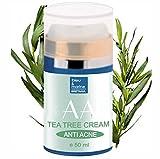 Best Facial Lotions - TEA TREE ANTI PIMPLE & ACNE FACIAL MOISTURIZER Review
