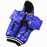 Down jacket Pouch Blue and Black Case for Archos 40HELIUM