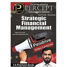 CA FINAL STRATEGIC FINANCIAL MANAGEMENT (SFM) REVISION by CA PRASHANT SARDA