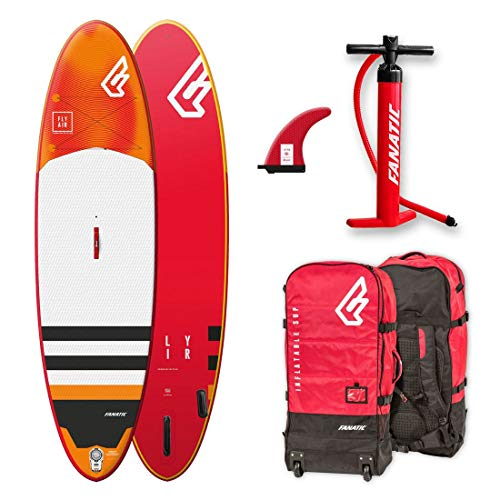 Fanatic Fly Air Premium Inflatable SUP 2019-9'0″… | 09008415836529