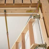 DOLLE Loft CF56S Escalier escamotable 120 x 60 cm