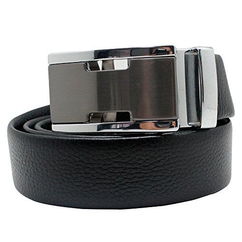 Boshiho - Cinturón - para hombre negro negro 110 cm