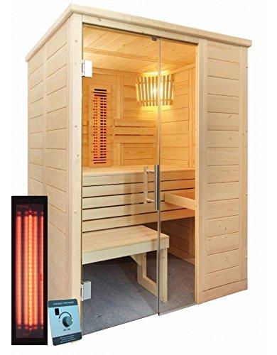 Beliebt 1-Personen-Sauna (Minisauna) - Eigenschaften, Tipps und Empfehlungen QH08