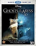 Ghosts of the Abyss 3D (Three-Disc Combo: Blu-ray 3D/Blu-ray/DVD) by Walt Disney Studios Home Entertainment by James Cameron -