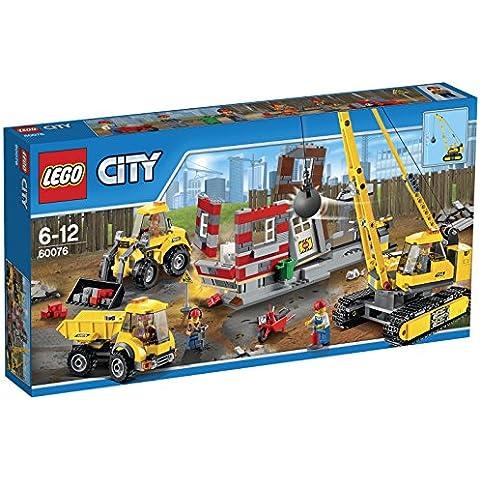 LEGO - Solar de demolición, multicolor (60076)
