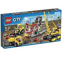 LEGO City Demolition 60076 - Cantiere da Demolizione - CANTIERE E DEMOLIZIONE 60076