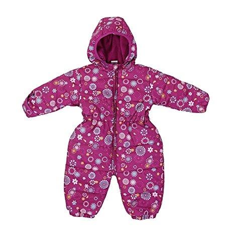 2d9c8c3d6811c Jacky Baby - Combinaison de neige - Bébé (fille) 0 à 24 mois rose
