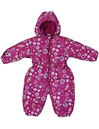 Jacky Baby-Funktions-Schneeoverall Mädchen himbeere 382699-4978