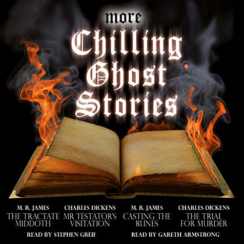More Chilling Ghost Stories  Audiolibri