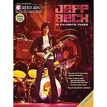 Jazz Play Along Volume 135 Beck Jeff Bk/Cd