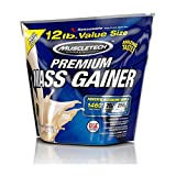 Muscletech 5.44Kg 100 Percent Premium Mass Weight Gainer (Vanilla)