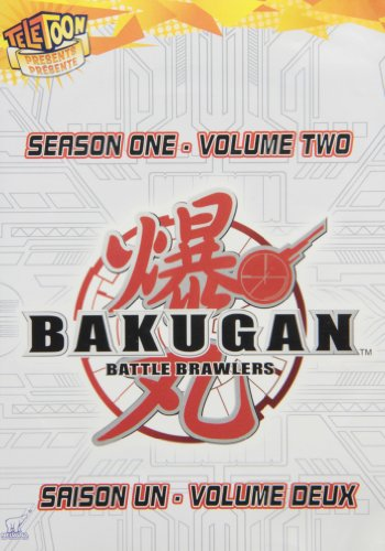 Bakugan Battle Brawlers: Season 1 - Volume 2 (Battle Bakugan Brawlers-serie)