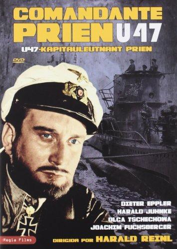 U47 Kapitanleutnant Prien [Spanien Import mit deutscher Sprache]