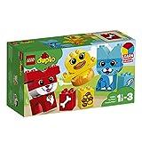 LEGO Duplo 10858 - Meine ersten Tiere, Farben lernen, Steine für Kleinkinder von LEGO®