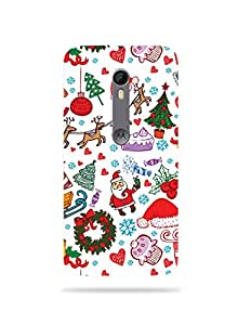 alDivo Premium Quality Printed Mobile Back Cover For Moto X Style / Moto X Style Printed Mobile Case (KT149-3D-F5-MXS)