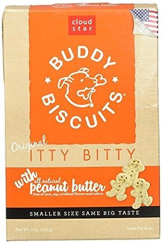 BUDDY BISCUIT ITTY BITTY