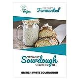 Freshly Fermented - Organic & Vegan Certified Sourdough Culture, British White Style