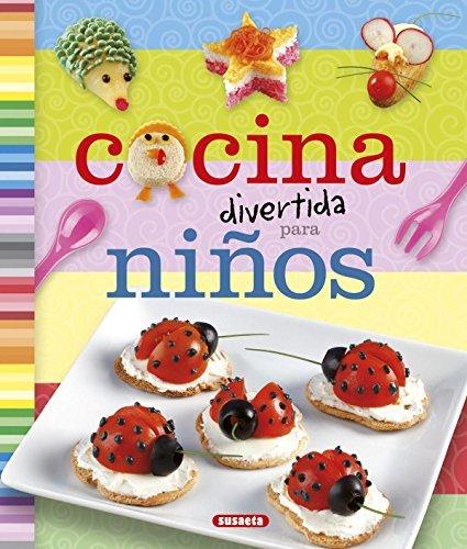 Cocina divertida para niños (100 Manualidades) por Equipo Susaeta