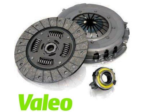 Preisvergleich Produktbild Valeo 821321 + 810035-24-3 Stück Clutch Kit - Fahren Teller + Cover + Slave Pflanztopf