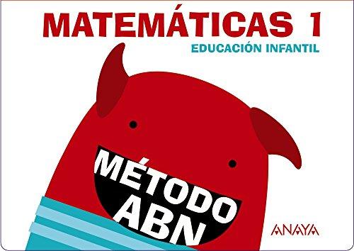 Matemáticas ABN 1 (Cuadernos 1 y 2) (Método ABN)