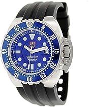 Luminox Deep Dive Herren Automatikuhr schwarz/silber/blau 1513