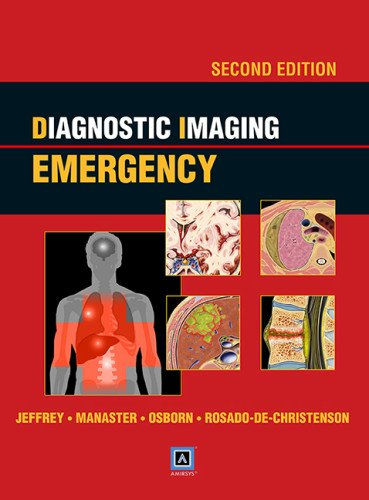 Diagnostic Imaging. Emergency por R. Jeffrey