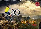 Mountainbike Trails (Wandkalender 2018 DIN A3 quer): Mountainbike Action durch Fantasiewelten (Geburtstagskalender, 14 Seiten ) (CALVENDO Sport) [Kalender] [Apr 07, 2017] Meutzner, Dirk