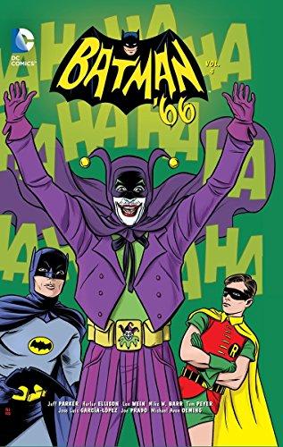 Batman 66 HC Vol 4