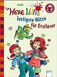 Der Bücherbär: Hexe Lilli für Erstleser: Hexe Lillis lustigste Witze